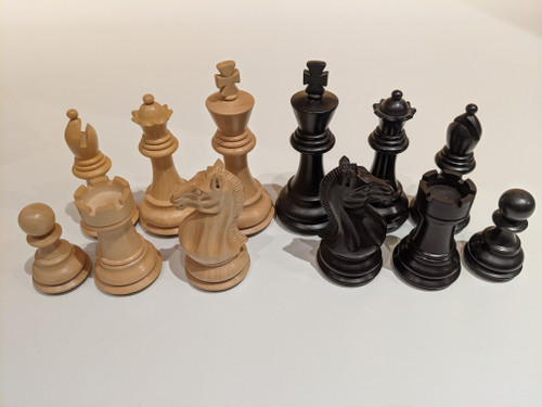 "ChessmenC 3.75"" BK/Boxwood Chevalier Pro (Sold Out)"