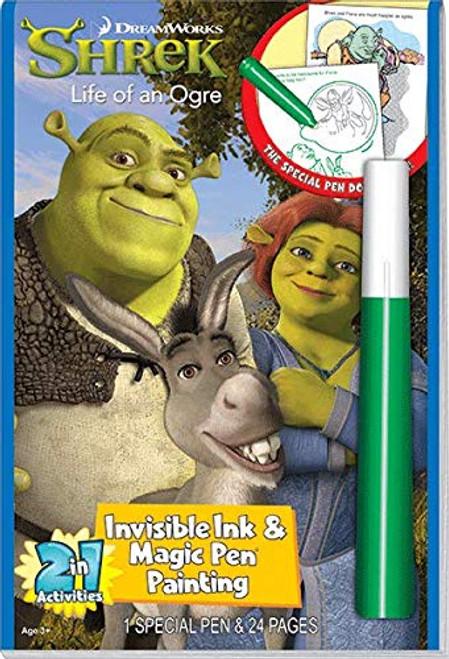 Shrek 2in1 Magic Pen