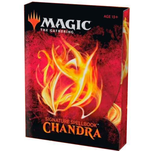 MtG: Signature Spellbook: Chandra (2020)