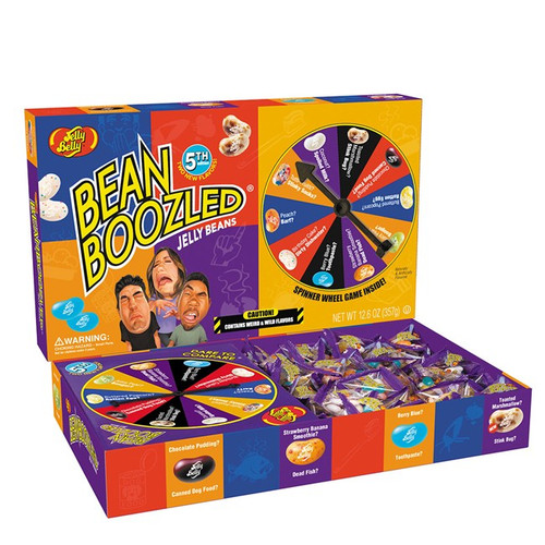 BeanBoozled JUMBO Spinner Gift Box