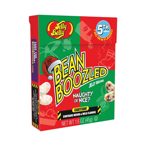 BeanBoozled Flip Top Box