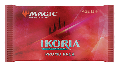Promo Pack: Ikoria  (Prize Item Only)
