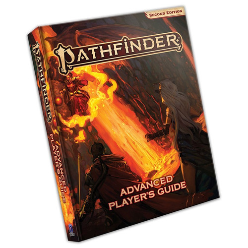 PFRPG2E: Advanced Player's Guide