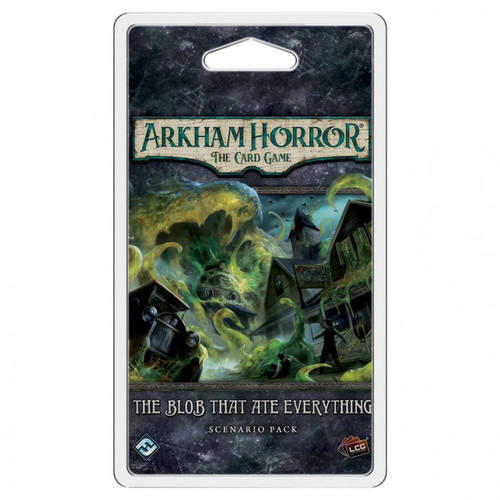 Aarkham Horror Card Game: The Blob That Ate Everything