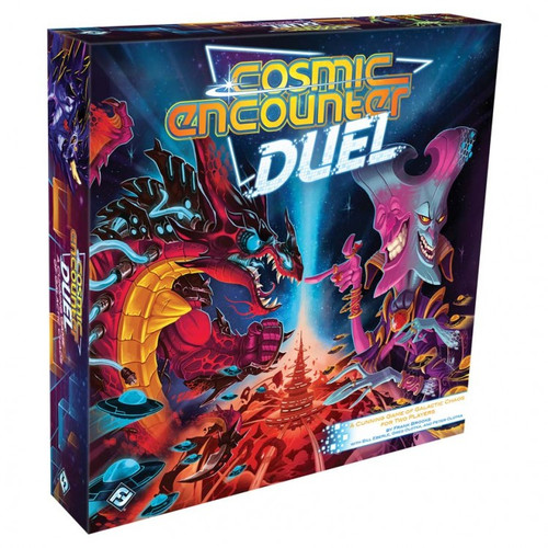 Cosmic Encounter: Due