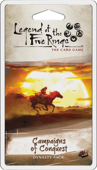 L5R Campaigns of Conquest