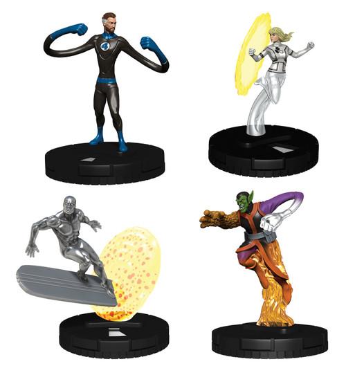 HeroClix: Fantastic Four 5-fig booster