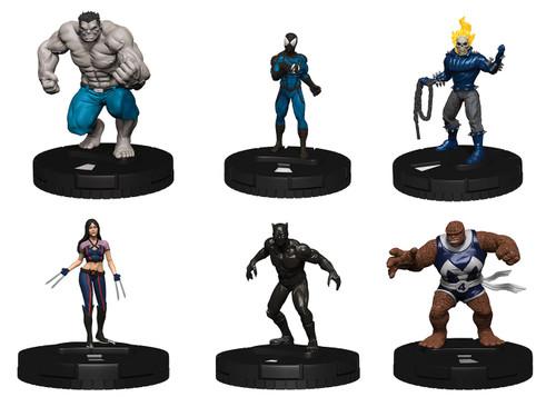 HeroClix: Fast Forces Fantastic Four