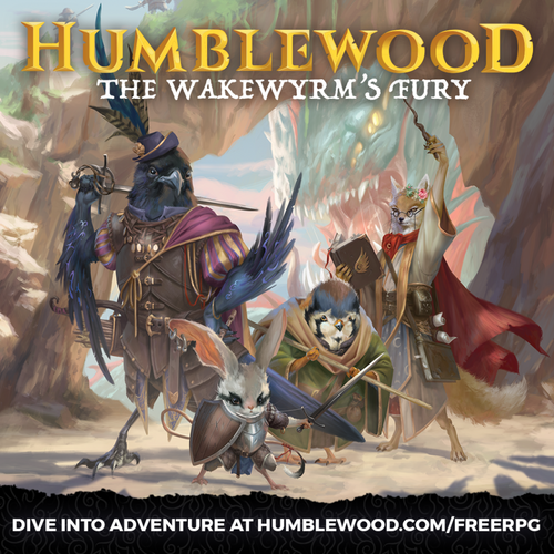 Humblewood: The Wakewyrm's Fury (Mayfair In-Store Pickup Only) (In-Store Pickup Only)