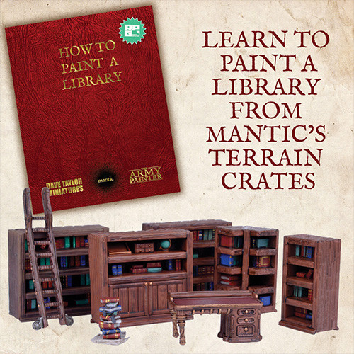 Mantic's Terrain Crates (Mayfair In-Store Pickup Only) (In-Store Pickup Only)