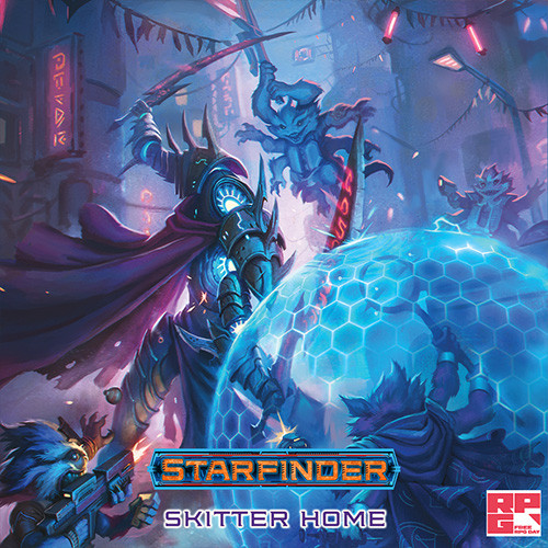 Starfinder Adventure: Skitter Home (Mayfair In-Store Pickup Only) (In-Store Pickup Only)