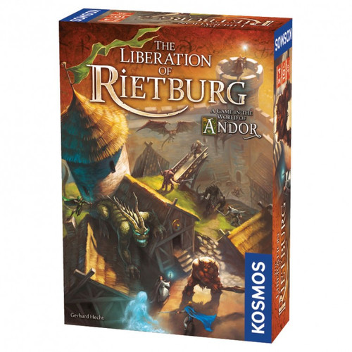 Legends of Andor: The Liberation of Riet
