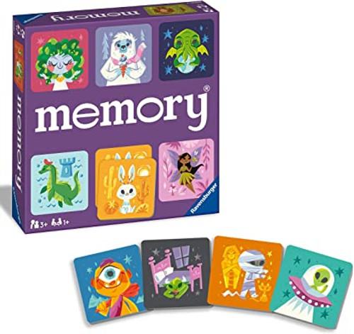 Cute Monsters Memory