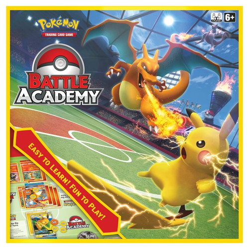 PKM: Battle Academy
