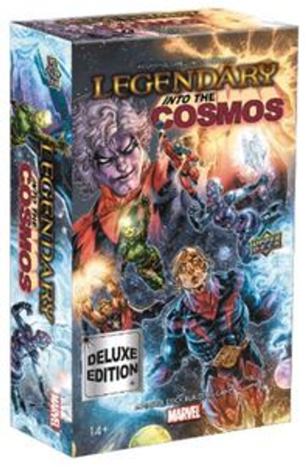 Legendary: Marvel: Into the Cosmos