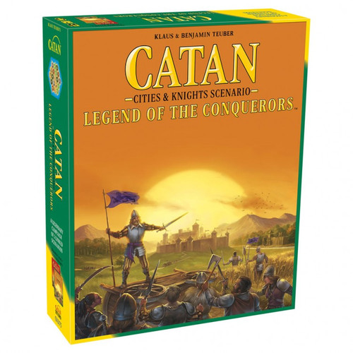 Catan: Legend of the Conquerer