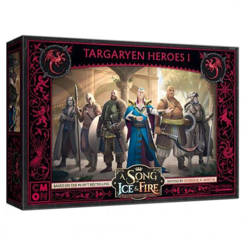 ASoIaF: Targaryen Heroes #1