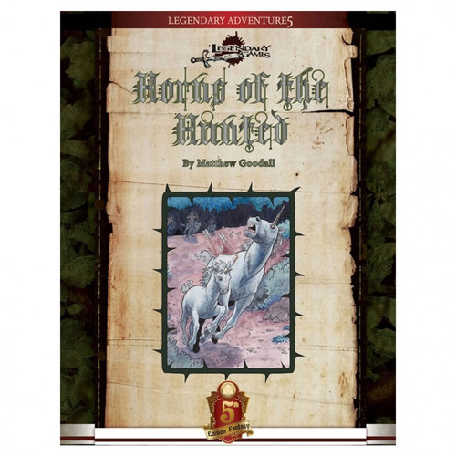 D&D 5E: Horns of the Hunted