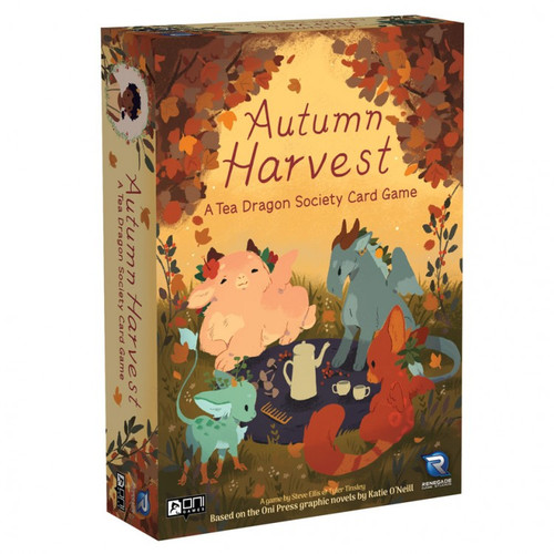 Autumn Harvest: Tea Dragon Society