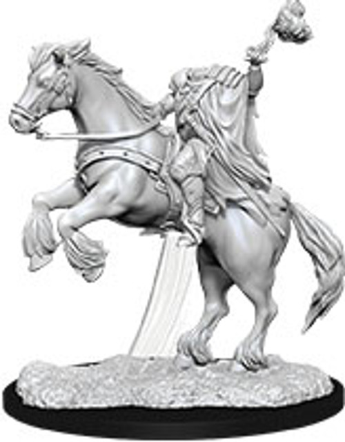 Dullahan (Headless Horsemen)—Pathfinder Deep Cuts Unpainted Miniatures