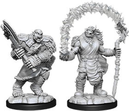Orc Adventurers—D&D Nolzur's Marvelous Miniatures