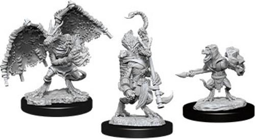 Kobold Inventor, Dragonshield & Sorcerer—D&D Nolzur's Marvelous Miniatures