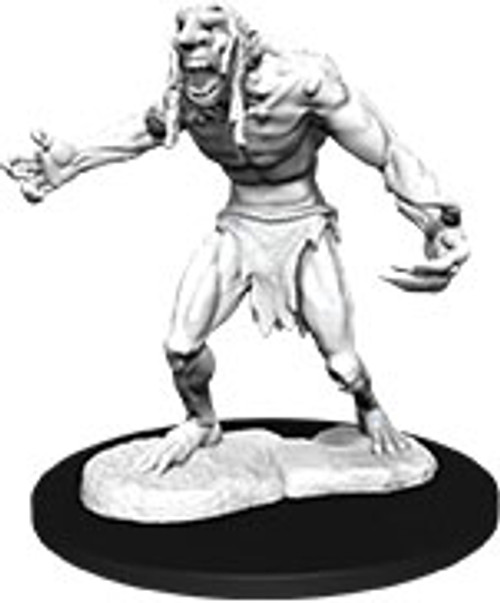 Raging Troll—D&D Nolzur's Marvelous Miniatures