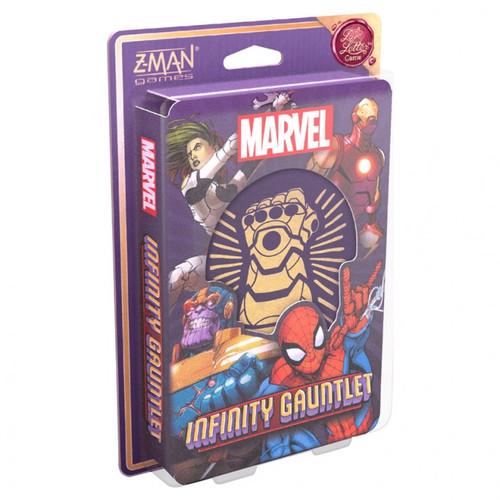 Infinity Gauntlet Love Letter