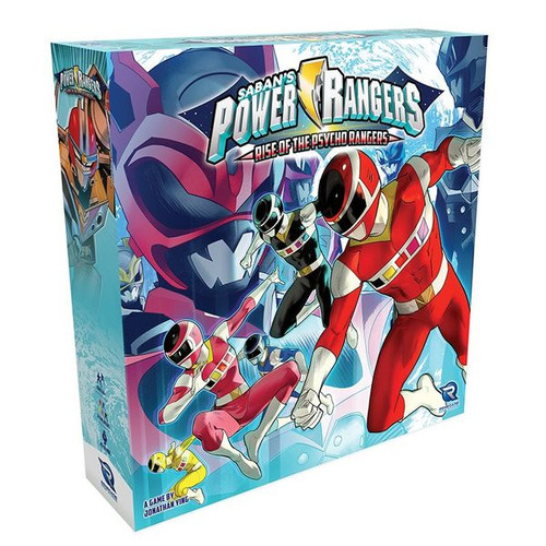 Power Rangers: HotG: Rise of the Psycho