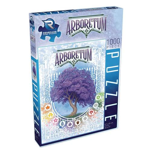 Puzzle: Arboretum (1000)
