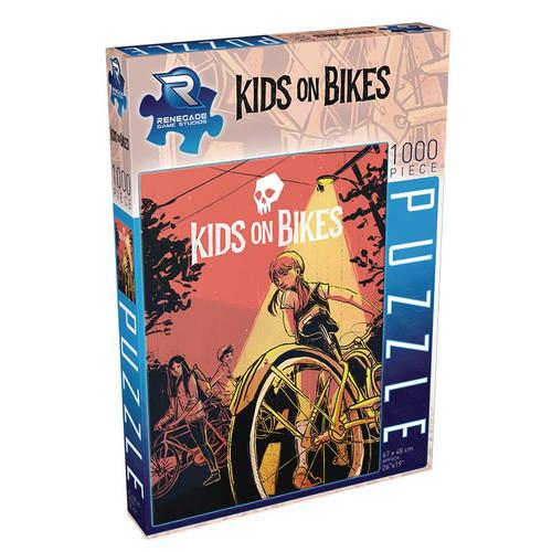 Puzzle: Kids on Bikes (1000)