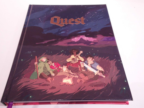Quest RPG (Sold Out)