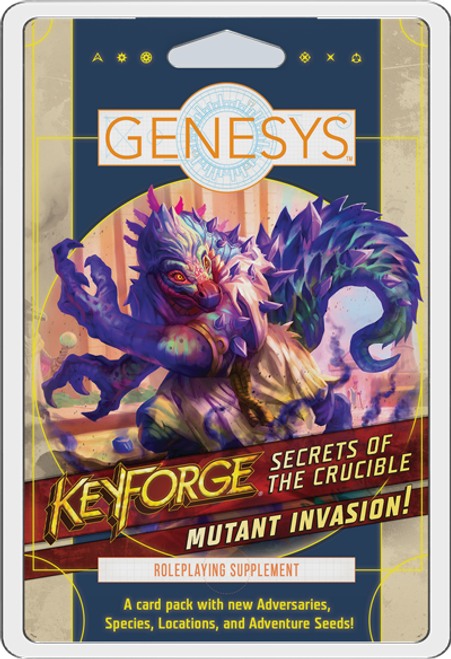 Genesys: Mutant Invasion! Card Pack (Sold Out)