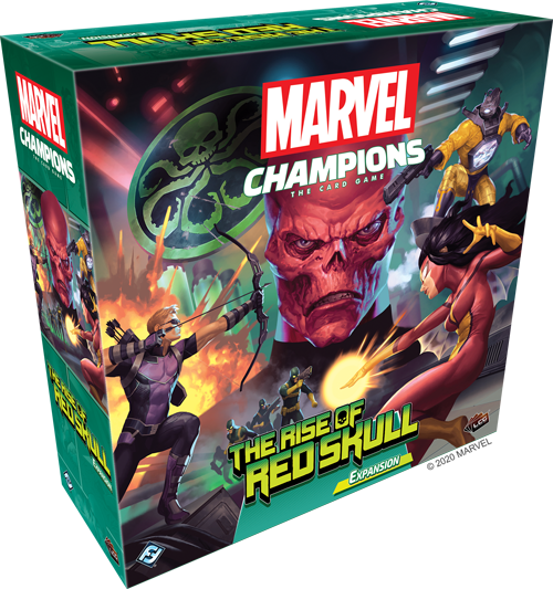The Rise of Red Skull—Marvel Champions