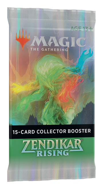 Collector Booster, Zendikar Rising—Magic the Gathering (In-Store Pickup Only) (Sold Out)
