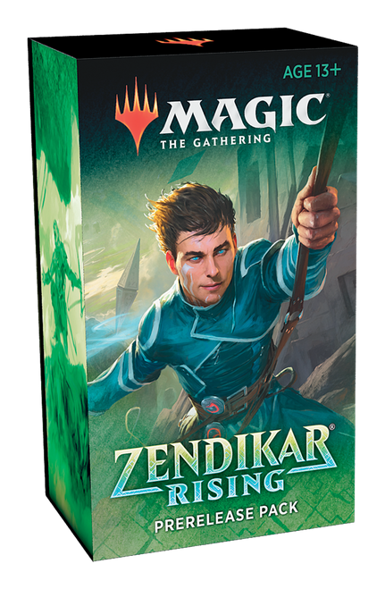 Prerelease Pack, Zendikar Rising—Magic  the Gathering (In-Store Pickup Only)