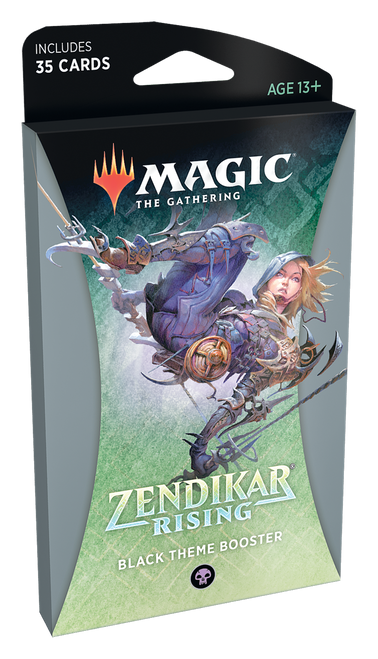 Theme Booster, Zendikar Rising—Magic the Gathering (In-Store Pickup Only) (Sold Out)