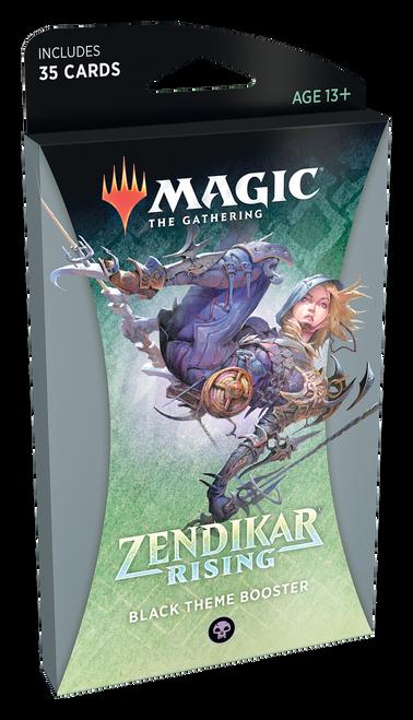 Theme Booster, Zendikar Rising—Magic the Gathering (In-Store Pickup Only)