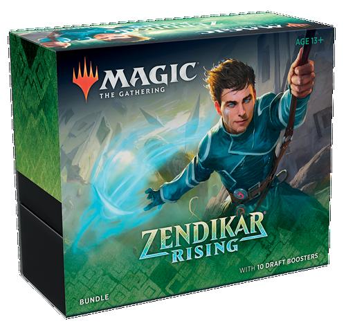 Bundle, Zendikar Rising—Magic the Gathering (In-Store Pickup Only)