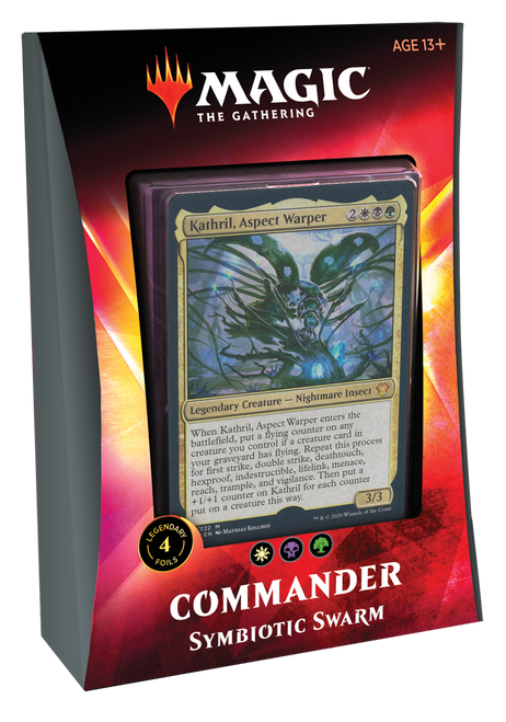 Symbiotic Swarm Ikoria Commander—Magic the Gathering (In-Store Pickup Only) (Sold Out)