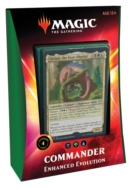 Enhanced Evolution Ikoria Commander—Magic the Gathering (In-Store Pickup Only)
