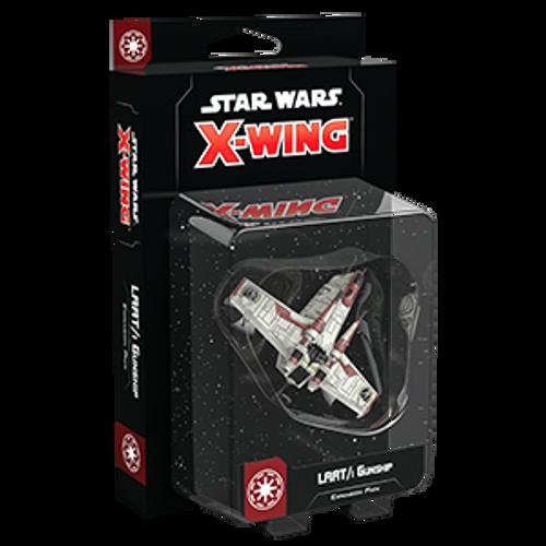 LAAT/i Gunship—Star Wars: X-Wing Second Edition