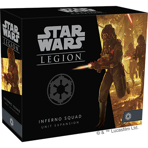 Inferno Squad—Star Wars: Legion (Pre-Order)