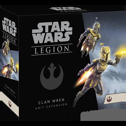 Clan Wren—Star Wars: Legion