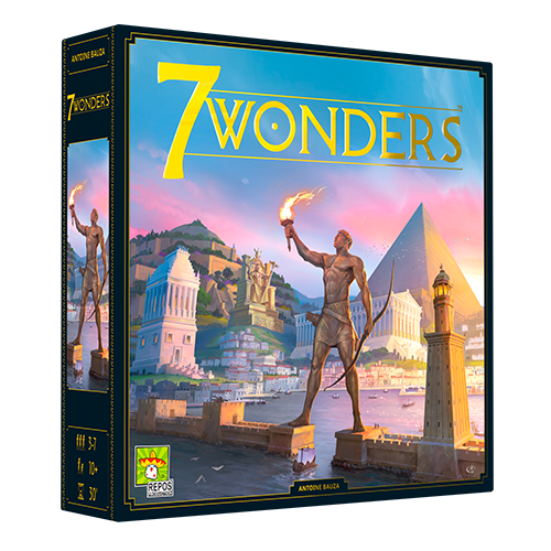 7 Wonders New Edition (2020)