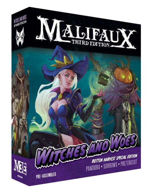 Rotten Harvest: Witches & Woes—Malifaux 3E (Limited Time Item) (Sold Out)
