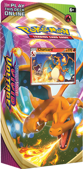 Theme Deck, Vivid Voltage—Pokemon Sword & Shield (2 variants available) (Sold Out)