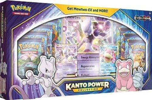 Kanto Power Collection—Pokémon TCG (2 variants available, Pre-Order)