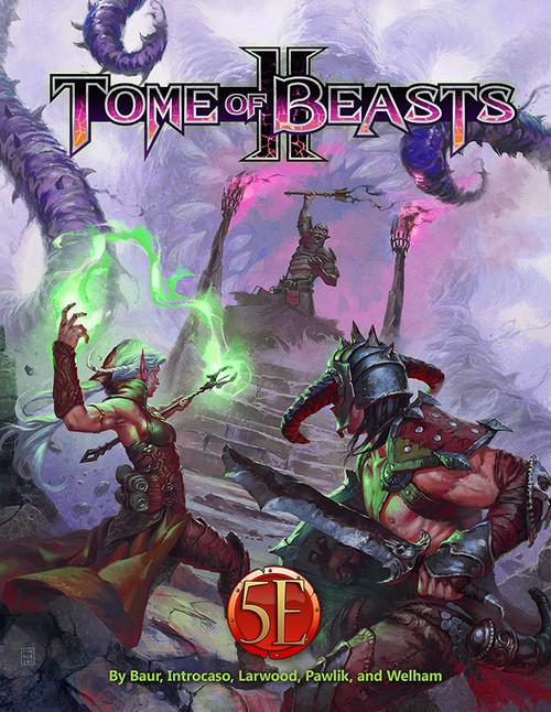 Tome of Beasts II—5E