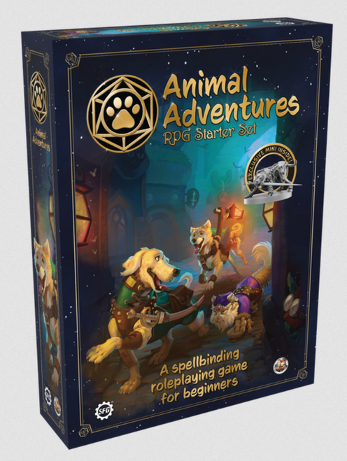 Animal Adventures: RPG Starter Set